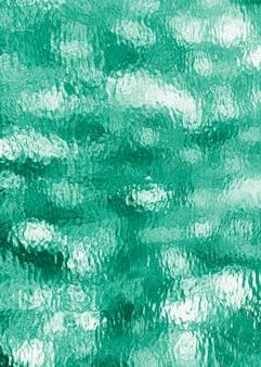 청록색 수채화 물감 페인트 질감