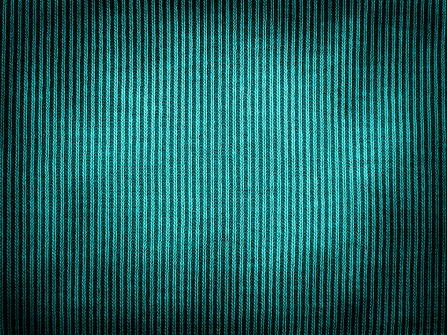 Cyan grunge fabric background