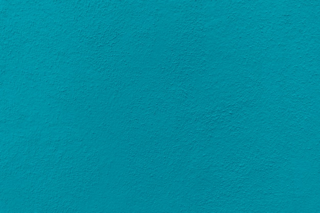 Cyan  wall texture background