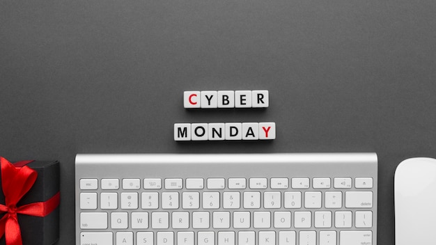 Cyber monday keyboard and mouse