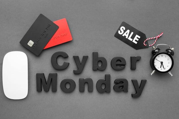 Saldi del cyber lunedì con accessori tecnologici