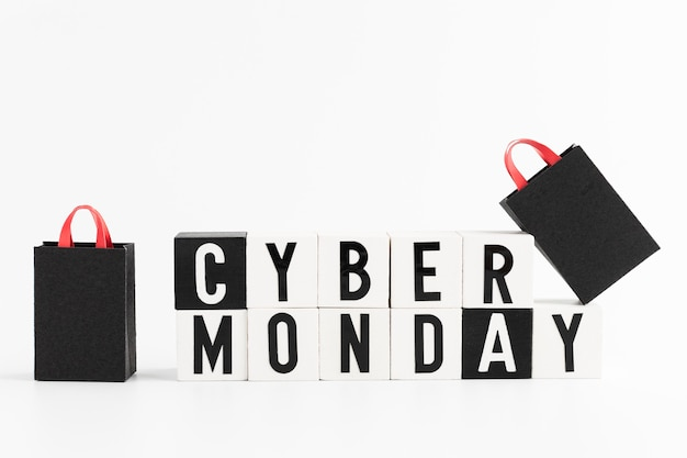 사이버 월요일 쇼핑 판매
