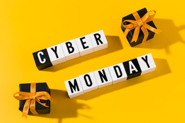 Cyber monday shopping sales