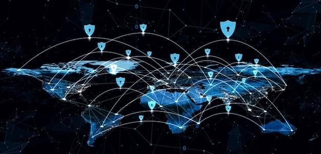 혁신적인 인식의 사이버 보안 기술 및 온라인 데이터 보호