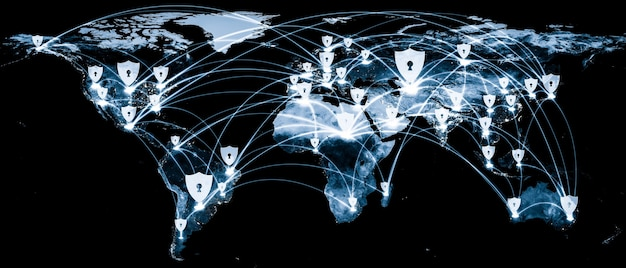 革新的な認識におけるサイバーセキュリティ技術とオンラインデータ保護