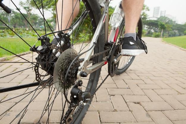 サイクリング Premium写真