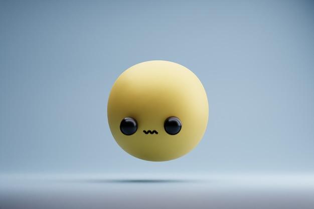 D emoji design
