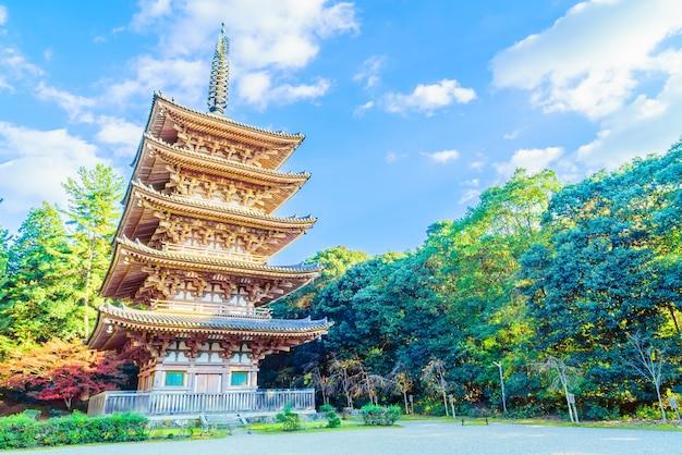 Daigoji храм