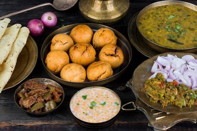 インド料理dal baati