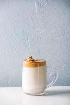 Dalgona пенистый кофе