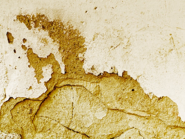 Damage plaster textured background