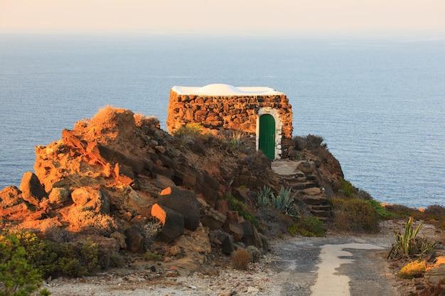 パンテレリア島のdammuso