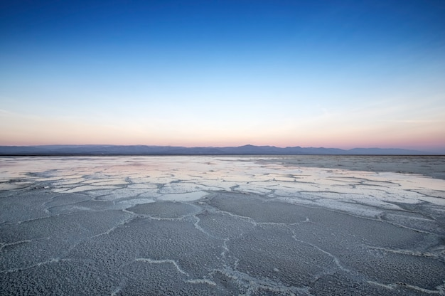 The danakil depression the northern part of the afar triangle in ethiopia