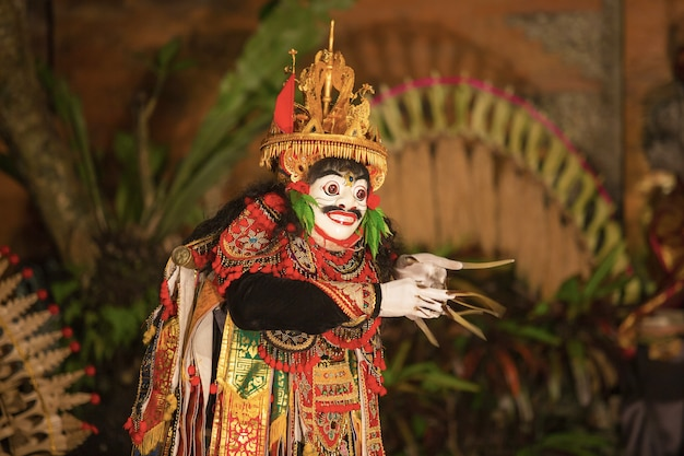 Dance of bali