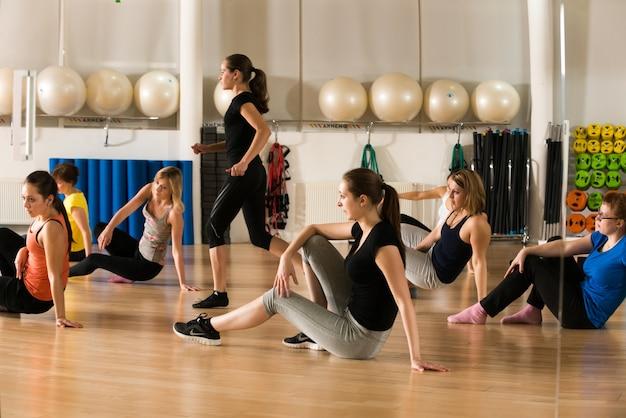 女性のためのダンスクラス