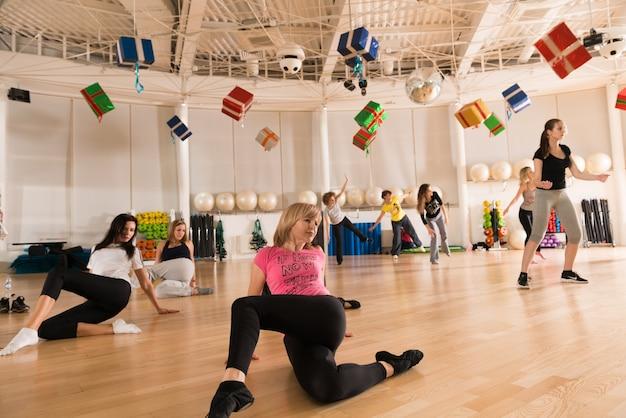 Classe di ballo per le donne