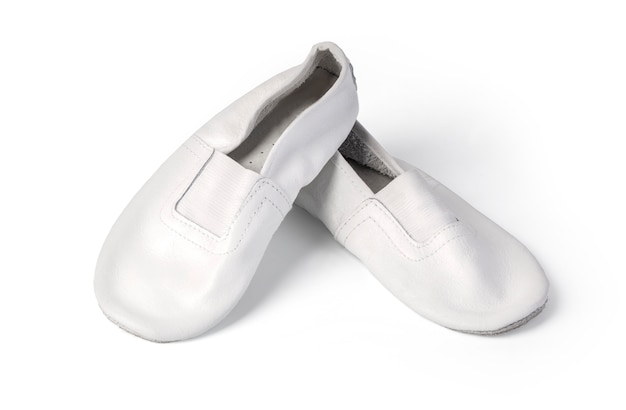 Dancing shoes isolate