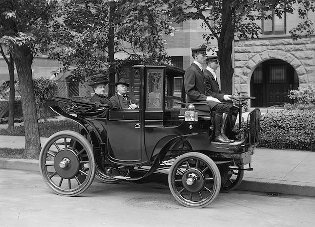 Моторизованным приводом автоматической автомобильной dare олдтаймеров