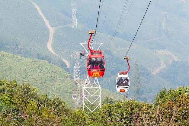 The darjeeling ropeway