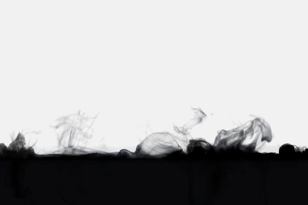 Темный абстрактный фон обоев, дизайн дыма