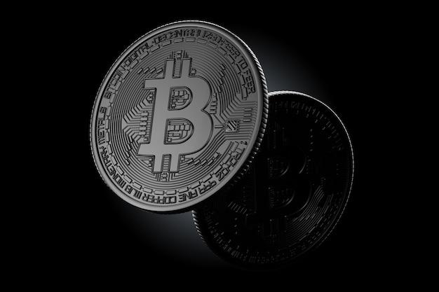 Темные биткойн-монеты