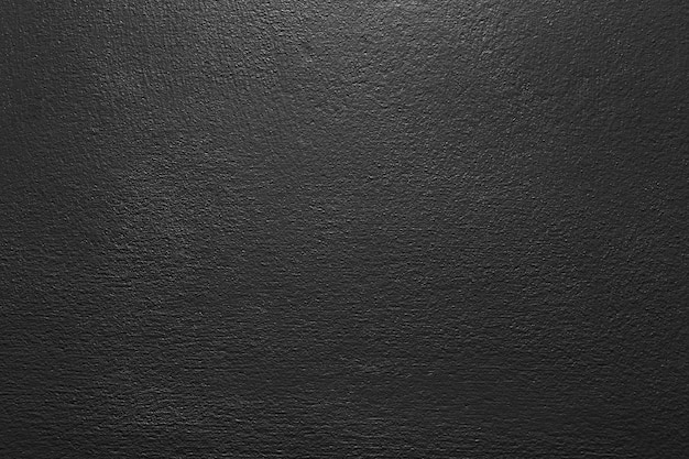 Dark black color old grunge wall concrete texture as background.