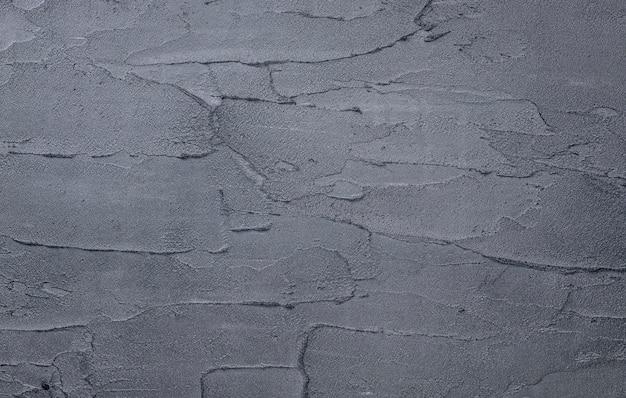 暗い黒いコンクリート背景
