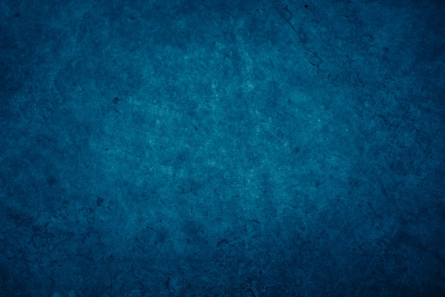 Dark blue cement grunge texture backgrounds