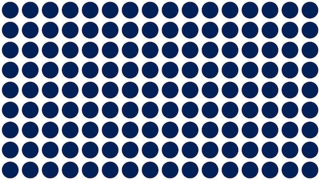 Темно-синий круг точек бесшовный фон текстуры фона, мягкие размытые обои