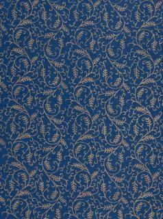 Dark blue gold paper