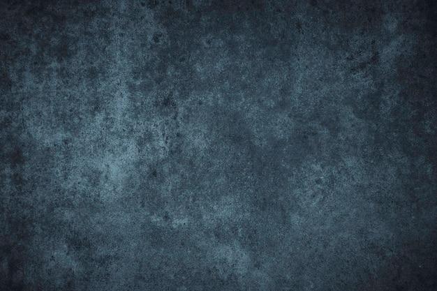 Темно-синий мрамор поверхность фон с виньеткой
