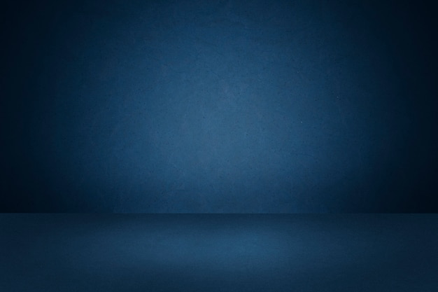 Dark blue product background
