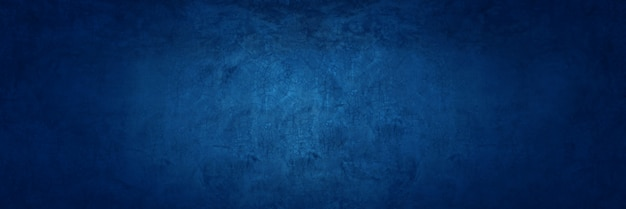 Dark blue texture cement wall background