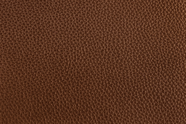 Dark brown leather texture with seamless pattern and high resolution.