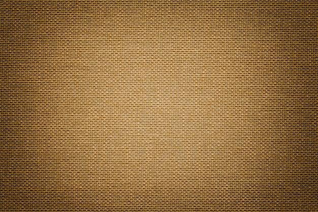 Dark brown textile material