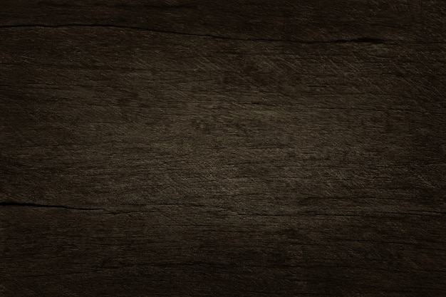 Dark brown wooden wall background