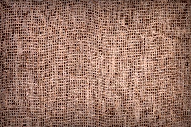 Dark burlap texture