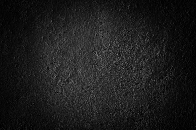 暗いセメントテクスチャ背景グランジコンクリート黒背景