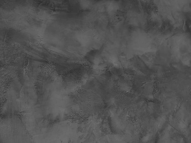 暗い粘土の壁のテクスチャの背景
