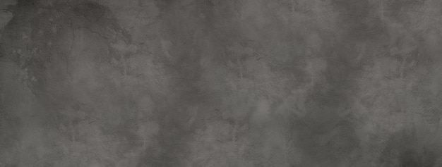 Dark concrete wall banner texture wallpaper