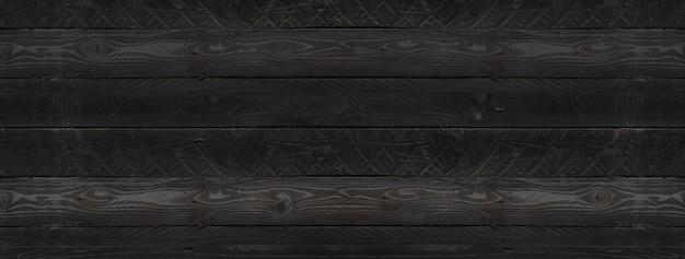 暗いコンクリートの壁バナーテクスチャ壁紙