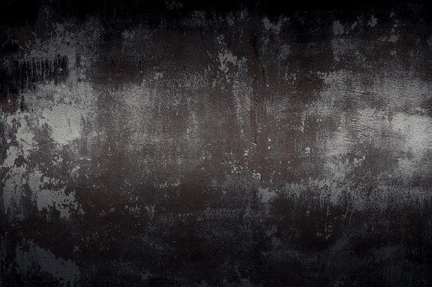 Dark concrete wall texture for background