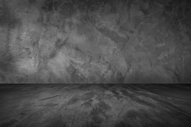 Dark concrete wall textured, for display or montage your products.