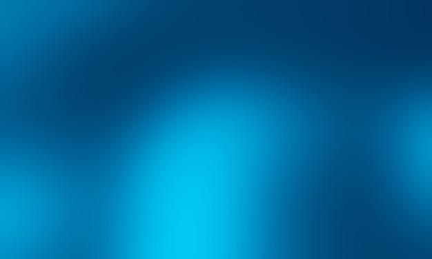 Темный градиент синий фон.