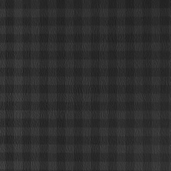 Dark gray check textile texture pattern