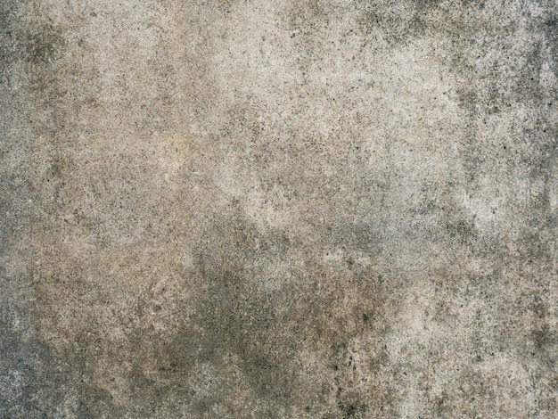 Темно-серый старый бетонный цемент стены фон
