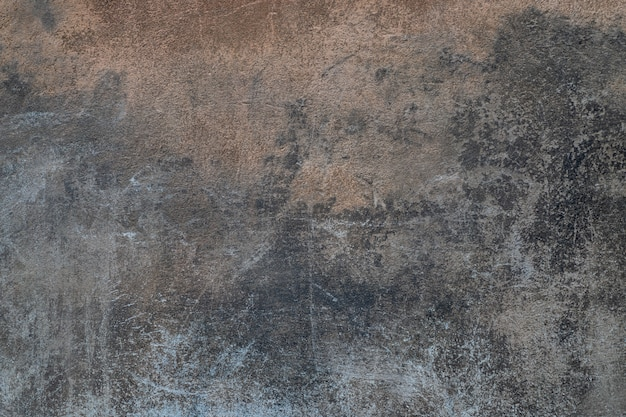 Dark gray old concrete cement wall