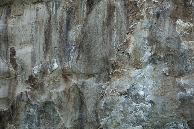 濃い灰色の岩のような質感