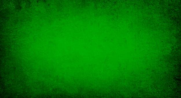 Темно-зеленый гранж-фон, старый дизайн текстуры бумаги с копией пространства и пространства для текста