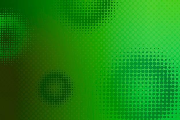 Dark green halftone background
